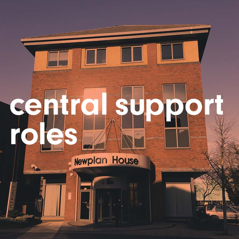 Central Support Roles